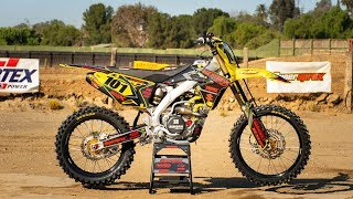 9. Racer X Films: 2018 Suzuki RM-Z250 Cylinder Works Project Build
