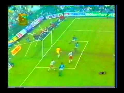qualificazioni euro '88: italia - svizzera 3-2!