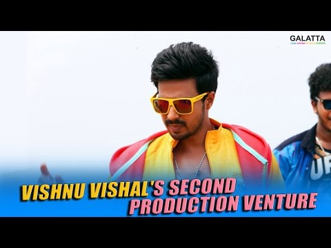 Vishnu-Vishals-second-production-venture