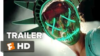 Nonton The Purge  Election Year Official Trailer  1  2016     Elizabeth Mitchell  Frank Grillo Movie Hd Film Subtitle Indonesia Streaming Movie Download