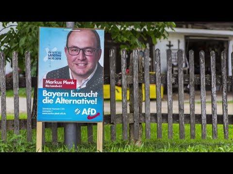 AfD: Bayerns Fraktionschef Markus Plenk will zur CSU  ...