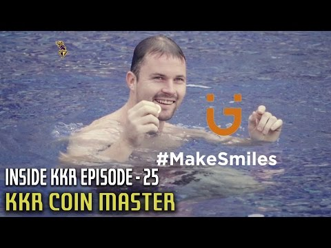 KKR Coin Master | Inside KKR - Episode 25 | VIVO IPL 2016