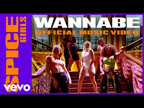 emimusic - Music video by Spice Girls performing Wannabe.