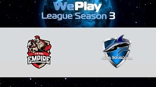 Empire vs Vega, game 1