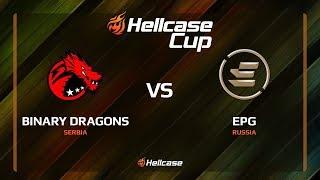 Binary Dragons vs EPG, train, Hellcase Cup 6