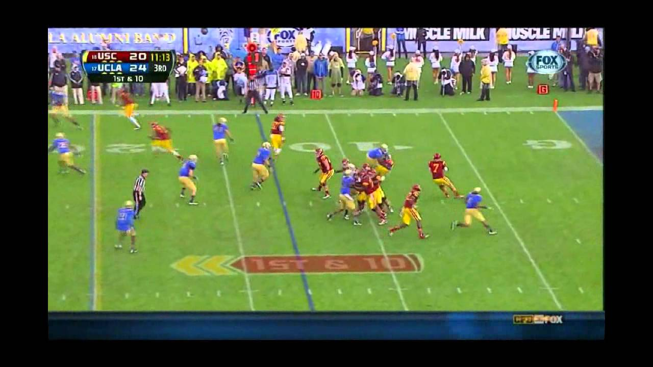 Anthony Barr vs USC (2012)