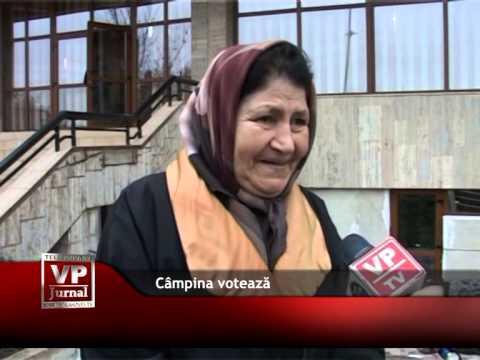 Câmpina votează