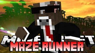 Minecraft Maze Runner Mini Game - Episode 2 ( Maze Runner Server )