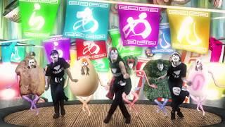 【MoSuLa】日本一ラーメン伝説 踊ってみた【鎖音プロジェクト】
