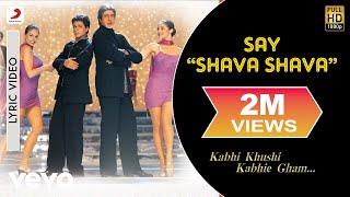 Video Say Shava Shava