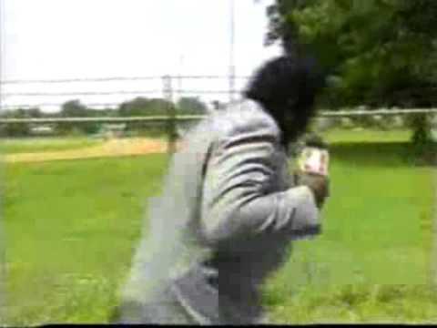 Reporter Swallows Bug?