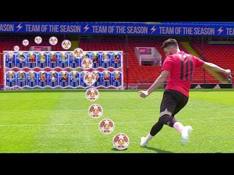 EXTREME FIFA 19 PREMIER LEAGUE TOTS ULTIMATE TEAM BATTLE | BILLY WINGROVE VS JEREMY LYNCH