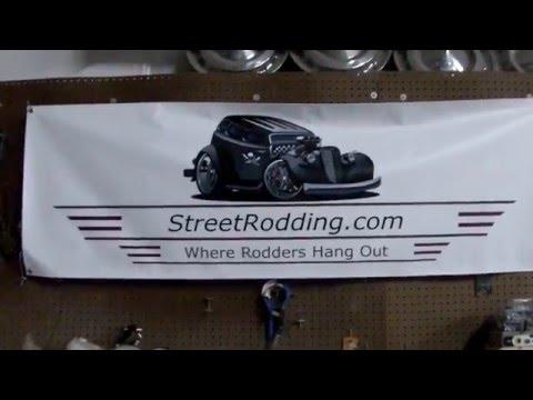 StreetRodding.com Banner