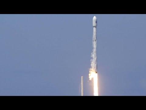 Ausschau nach neuen Planeten: Space X bringt Weltraumteleskop ins All