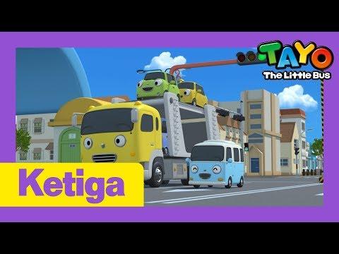 Tayo S3 Bahasa Indonesia l #4 Aku tahu semuanya l Tayo Ketiga l Tayo Bus Kecil