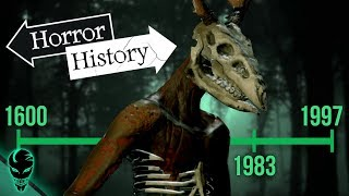 Video Pet Sematary: The History Of The Wendigo | Horror History MP3, 3GP, MP4, WEBM, AVI, FLV Maret 2019