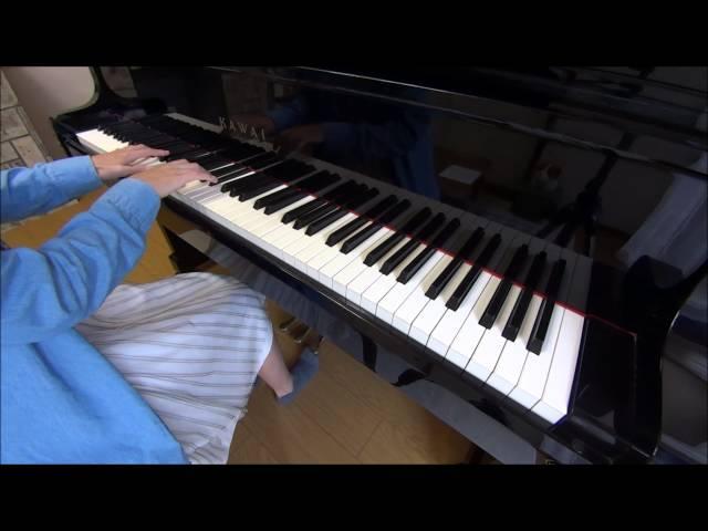 「プレ・インベンション48番」 をピアノで弾いてみた♪