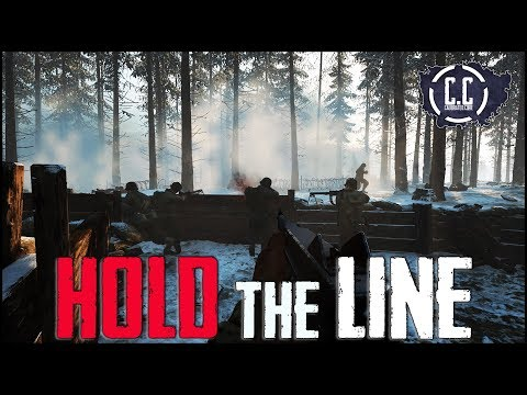 HELL LET LOOSE | Steam Early Access | HOLD THE LINE!