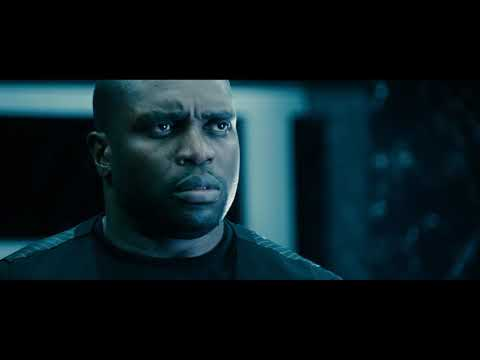 Faster (2010) - Fight In The Bathroom