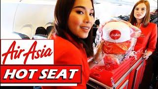 Video HOT SEAT | Air Asia A320 to Kuala Lumpur MP3, 3GP, MP4, WEBM, AVI, FLV November 2018