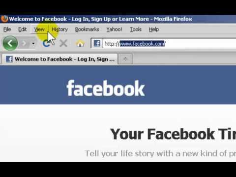 كيف تكون حذرا علي الانترنت وخصوصا علي فيسبوك