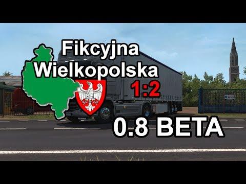 Fikcyjna Wielkopolska v0.8