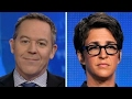 Gutfeld Maddow Falls For Trump 39 S Baited Trap