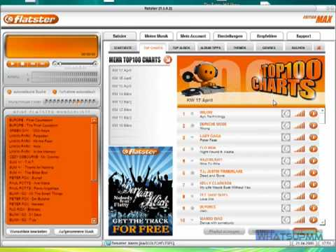 [TuT]flatster – Musik legal über's Radio downloaden