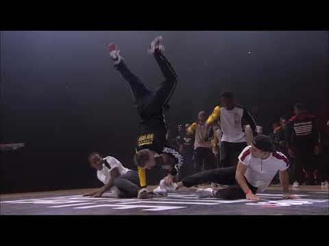 Battle Of The Year 2018 | Semifinal: Vagabonds (FR) vs. Found Nation (JP)