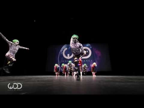 "WOD- ""Suicide Squad Dance"" (World Of Dance)"