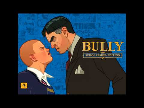 Bully:Scholarship Edition OST Fighting Johnny Vincent Bike Ride