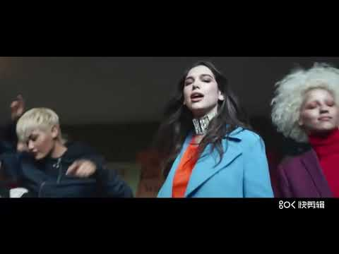 1 Dua Lipa   Blow Your Mind Mwah Official Video   YouTube