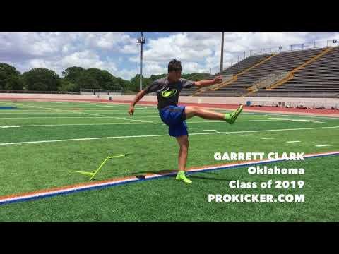Garrett Clark - Prokicker.com Kicker, Class of 2019