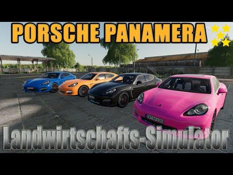 Porsche Panamera v1.0.0.0