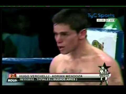 Hugo Verchelli Vs. Adrián Mendoza - FAB Mínimo.