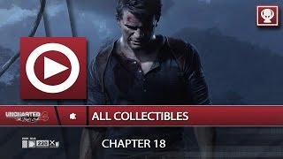 Video Uncharted 4: Chapter 18 All Collectibles / Treasures, Journal Entries, Journal Notes, Conversations MP3, 3GP, MP4, WEBM, AVI, FLV Juli 2018