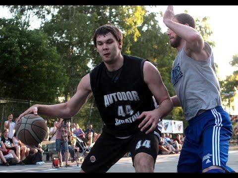 Видео самых интересных игр турнира ''Dnipro Streetball Cup B''