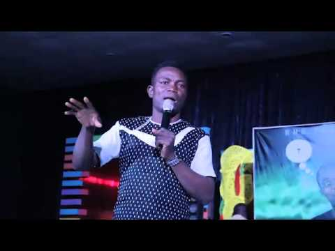 Mr Talk On Stage Prophet Of Comedy Is Ur Problem..