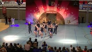 Crazy Tip Toes - Süddeutsche Meisterschaft 2013