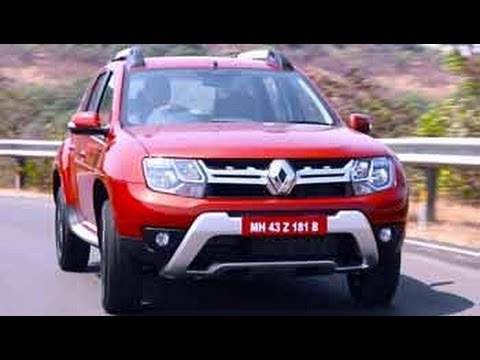 First look: Renault Duster Facelift