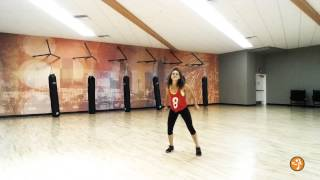 Video Zumba Locked Away-R.City ft. Adam Levine MP3, 3GP, MP4, WEBM, AVI, FLV April 2019