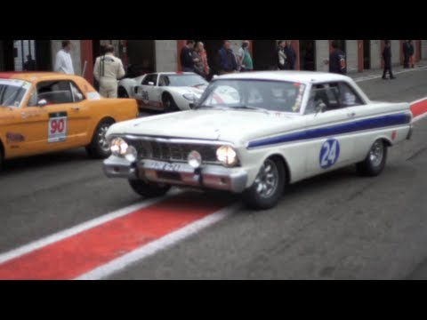 Retro Cool: Spa 6hrs in a Ford Falcon – /CHRIS HARRIS ON CARS