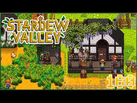 An Even Happier House - With Plants!! • Stardew Valley 1.1 - Episode #160