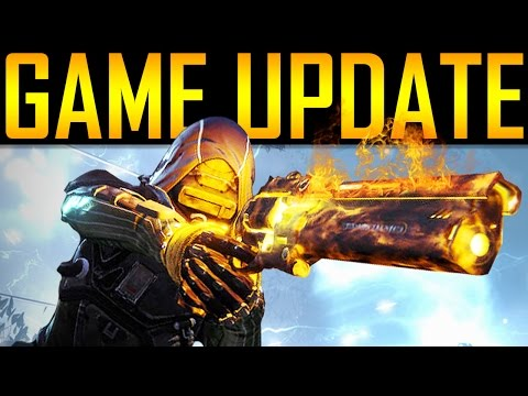 Destiny - ANOTHER GAME UPDATE! MARCH DLC?! (видео)