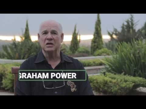 It's Time SA interview with Graham Power