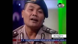Video KEREN NIH!! Rochmat, Polisi nyambi tukang ojek (kick Andy show) MP3, 3GP, MP4, WEBM, AVI, FLV Desember 2017