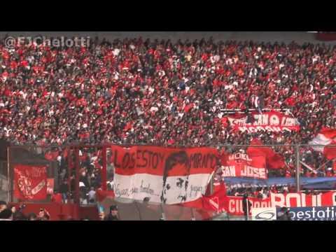 Independiente - Brown // Compilado de la Hinchada - La Barra del Rojo - Independiente