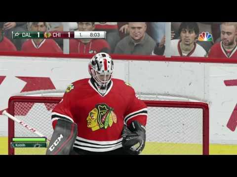 NHL 17   Koblih Golmanem   VÝBORNÁ FORMA !!!   PART 2   XBOX ONE   CZ