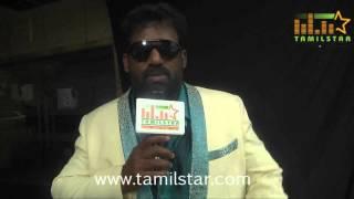 Robo Shankar at Ka Ka Ka Po Movie Shooting Spot