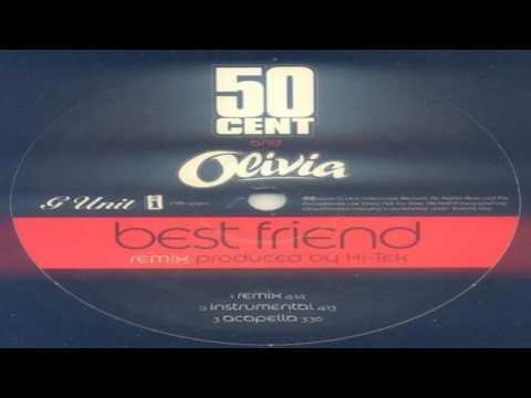 50 Cent Ft. Olivia - Best Friend Slowed
